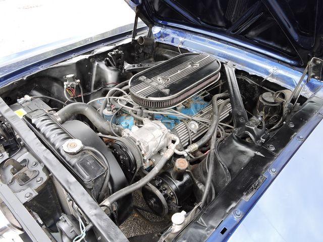 1966 Ford MUSTANG FASTBACK RedLineMuscleCars.com, Oklahoma 100