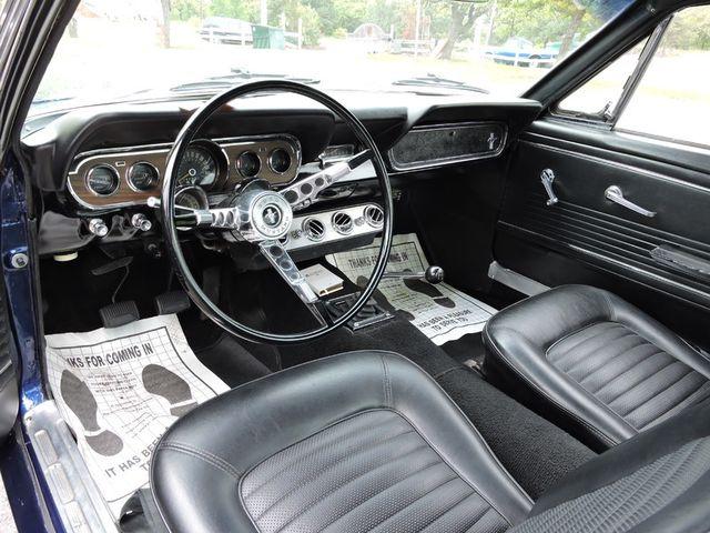 1966 Ford MUSTANG FASTBACK RedLineMuscleCars.com, Oklahoma 109