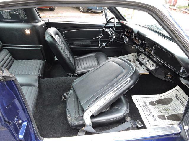 1966 Ford MUSTANG FASTBACK RedLineMuscleCars.com, Oklahoma 104