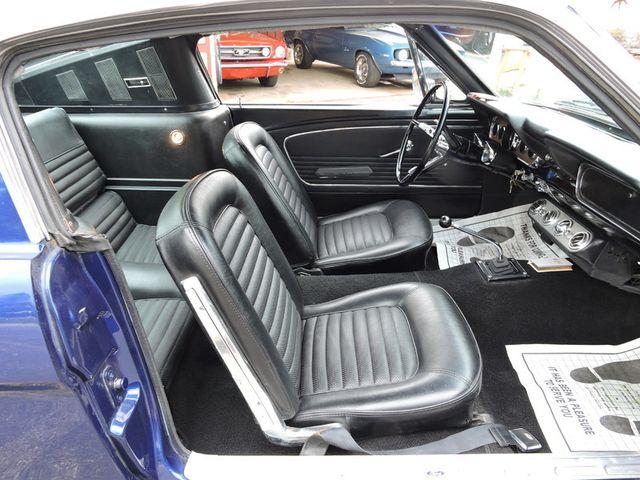 1966 Ford MUSTANG FASTBACK RedLineMuscleCars.com, Oklahoma 4