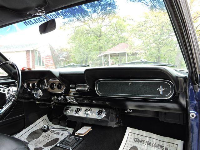 1966 Ford MUSTANG FASTBACK RedLineMuscleCars.com, Oklahoma 105