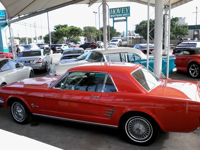 1966 Ford Mustang San Antonio, Texas 1