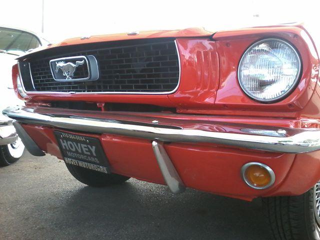 1966 Ford Mustang San Antonio, Texas 6