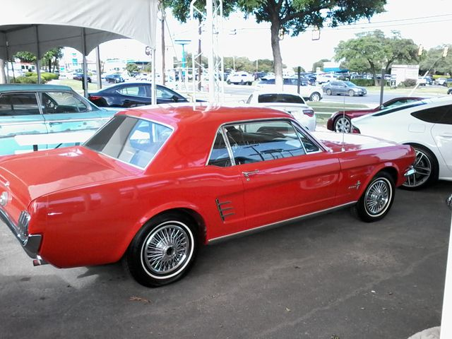 1966 Ford Mustang San Antonio, Texas 4