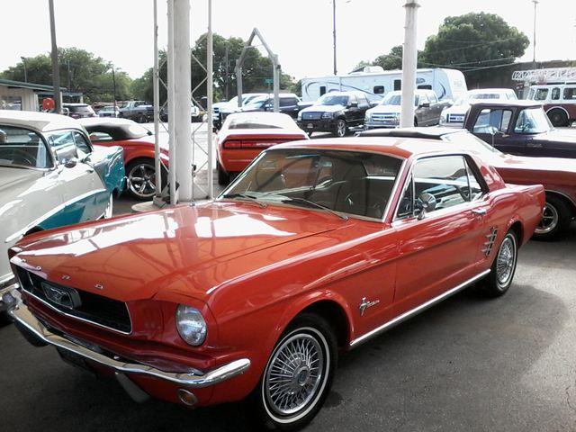 1966 Ford Mustang San Antonio, Texas 0