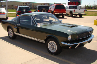1966 Ford Mustang Shelby GT350 All Original, Unrestored ONLY 6973 Miles Bettendorf, Iowa 2