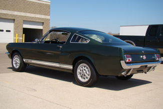 1966 Ford Mustang Shelby GT350 All Original, Unrestored ONLY 6973 Miles Bettendorf, Iowa 4
