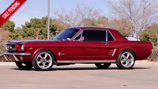 1966 Ford MUSTANG SPORT COUPE 289 4BBL AIR CONDITIONING DISC BRAKES Phoenix, Arizona