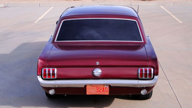 1966 Ford MUSTANG SPORT COUPE 289 4BBL AIR CONDITIONING DISC BRAKES Phoenix, Arizona 6