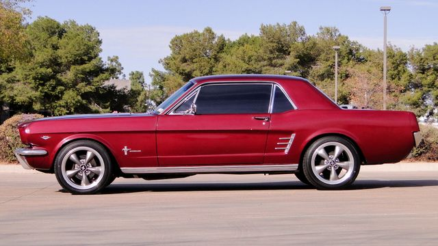 1966 Ford MUSTANG SPORT COUPE 289 4BBL AIR CONDITIONING DISC BRAKES Phoenix, Arizona 13
