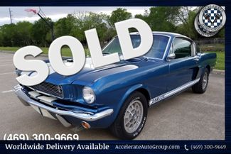 1966 Ford Shelby Mustang GT350 Fastback - REAL DEAL in Garland