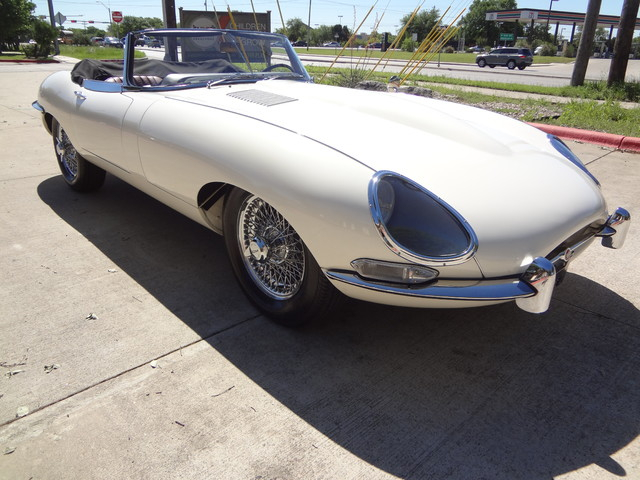 1966 Jaguar  E-Type Austin , Texas 6