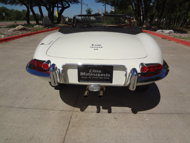 1966 Jaguar  E-Type Austin , Texas 3