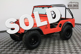 1966 Jeep CJ5 in Denver Colorado