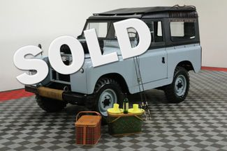 1966 Land Rover SERIES IIA in Denver CO
