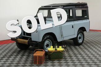 1966 Land Rover SERIES IIA RESTORED VINTAGE SAFARI 4X4 26K MILES DIESEL | Denver, CO | Worldwide Vintage Autos in Denver CO