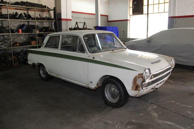 1966 Lotus CORTINA MK1 Jacksonville , FL 48