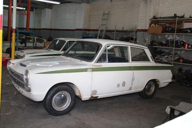 1966 Lotus CORTINA MK1 Jacksonville , FL 47