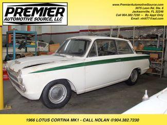 1966 Lotus CORTINA MK1 Jacksonville , FL