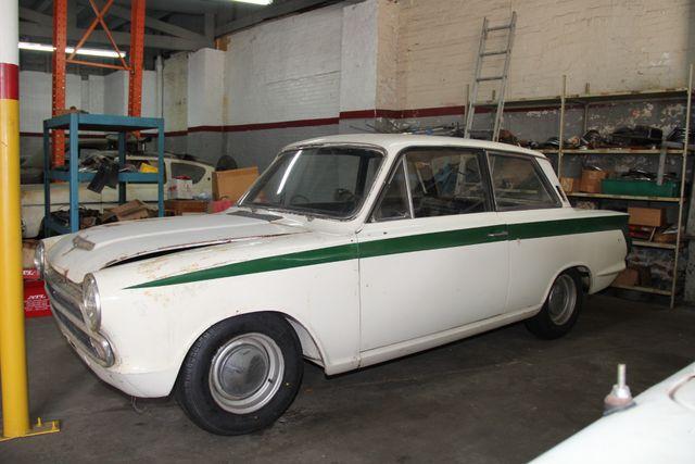 1966 Lotus CORTINA MK1 Jacksonville , FL 50