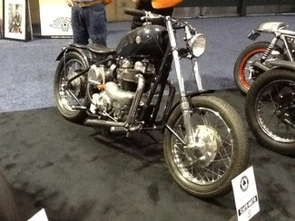 1966 Matchless MONARCH 650 CLASSIC BRITISH BOBBER BIKE Cocoa, Florida 50