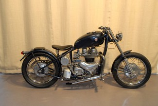 1966 Matchless MONARCH 650 CLASSIC BRITISH BOBBER BIKE Cocoa, Florida