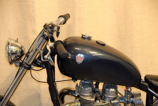 1966 Matchless MONARCH 650 CLASSIC BRITISH BOBBER BIKE Cocoa, Florida 63