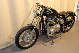 1966 Matchless MONARCH 650 CLASSIC BRITISH BOBBER BIKE Cocoa, Florida 64