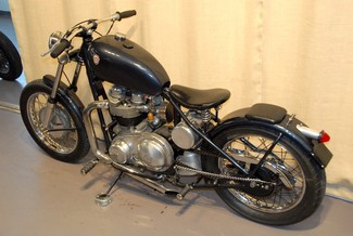 1966 Matchless MONARCH 650 CLASSIC BRITISH BOBBER BIKE Cocoa, Florida 65