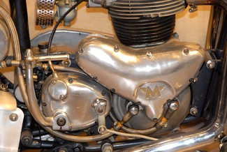 1966 Matchless MONARCH 650 CLASSIC BRITISH BOBBER BIKE Cocoa, Florida 55