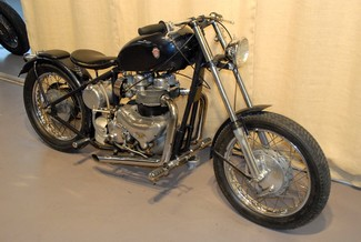 1966 Matchless MONARCH 650 CLASSIC BRITISH BOBBER BIKE Cocoa, Florida 57