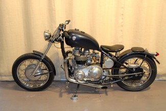 1966 Matchless MONARCH 650 CLASSIC BRITISH BOBBER BIKE Cocoa, Florida 51