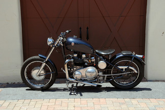 1966 Matchless MONARCH 650 CLASSIC BRITISH BOBBER BIKE Cocoa, Florida 5