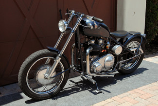 1966 Matchless MONARCH 650 CLASSIC BRITISH BOBBER BIKE Cocoa, Florida 18