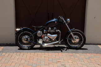 1966 Matchless MONARCH 650 CLASSIC BRITISH BOBBER BIKE Cocoa, Florida 19