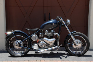 1966 Matchless MONARCH 650 CLASSIC BRITISH BOBBER BIKE Cocoa, Florida 4