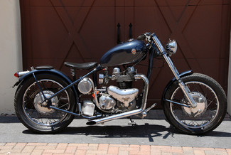 1966 Matchless MONARCH 650 CLASSIC BRITISH BOBBER BIKE Cocoa, Florida 1