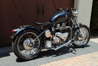 1966 Matchless MONARCH 650 CLASSIC BRITISH BOBBER BIKE Cocoa, Florida 2