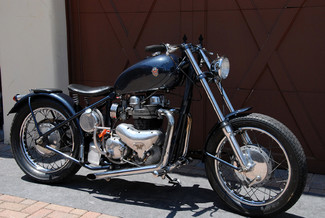 1966 Matchless MONARCH 650 CLASSIC BRITISH BOBBER BIKE Cocoa, Florida 3