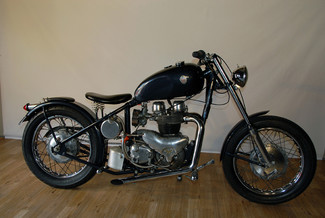 1966 Matchless MONARCH 650 CLASSIC BRITISH BOBBER BIKE Cocoa, Florida 27