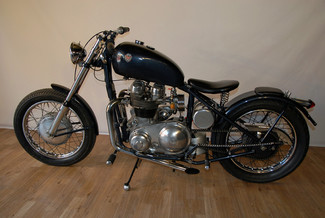 1966 Matchless MONARCH 650 CLASSIC BRITISH BOBBER BIKE Cocoa, Florida 39