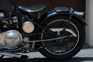 1966 Matchless MONARCH 650 CLASSIC BRITISH BOBBER BIKE Cocoa, Florida 10