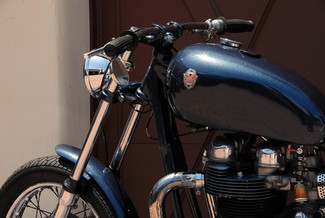 1966 Matchless MONARCH 650 CLASSIC BRITISH BOBBER BIKE Cocoa, Florida 13