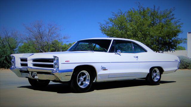 1966 Pontiac CATALINA  462cid 4 SPEED ALL NEW! Phoenix, Arizona 13