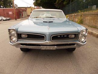1966 Pontiac GTO Coupe Manchester, NH
