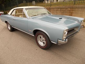 1966 Pontiac GTO Coupe Manchester, NH 3