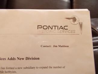 1966 Pontiac GTO Manchester, NH 19