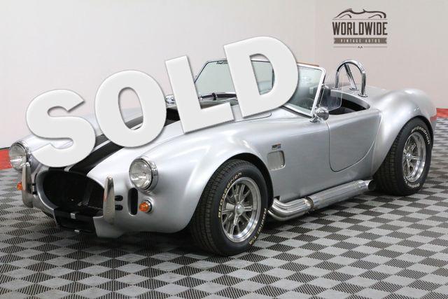 1966 Shelby COBRA HIGH DOLLAR BUILD 5.0L V8 DISC BRAKES | Denver, Colorado | Worldwide Vintage Autos