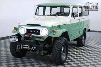 1966 Toyota LAND CRUISER FJ45 LV RESTORED 1 OF 100 V8 AC COLLECTOR in Denver, Colorado