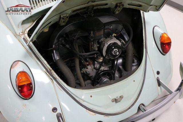1966 Volkswagen Beetle Merrillville, Indiana 9
